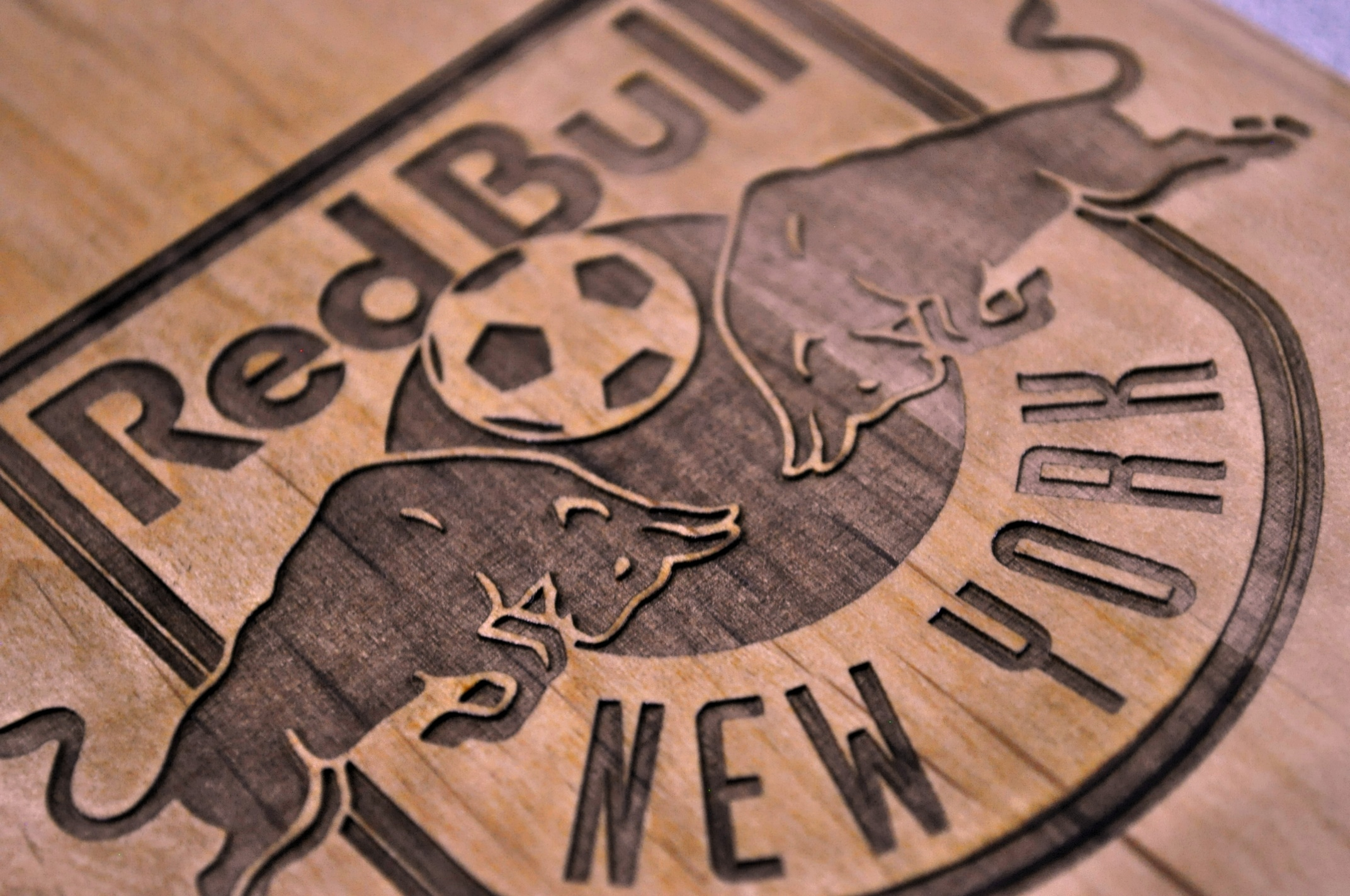 This is an example of the type of onsite Engraving Reek Creations can do.